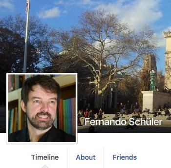 Facebook Fernando Schüler